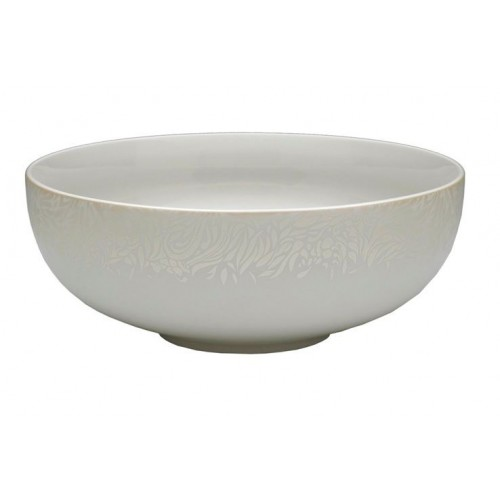 Monsoon Lucille Gold Large Serving Bowl